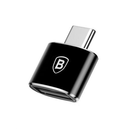 خرید آداپتور mini OTG بیسوس کانکتور USB Type-C