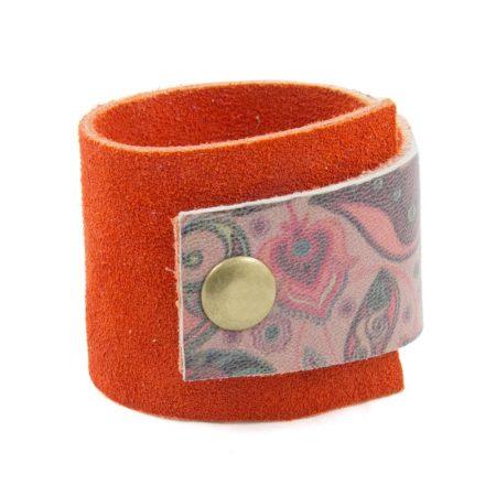 خرید دستبند چرم اشبالت ژوست کد 433