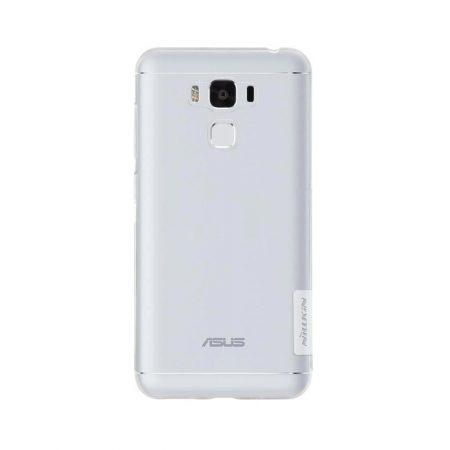 خرید قاب ژله ای نیلکین گوشی ایسوس Nillkin TPU Zenfone 3 Max ZC553KL