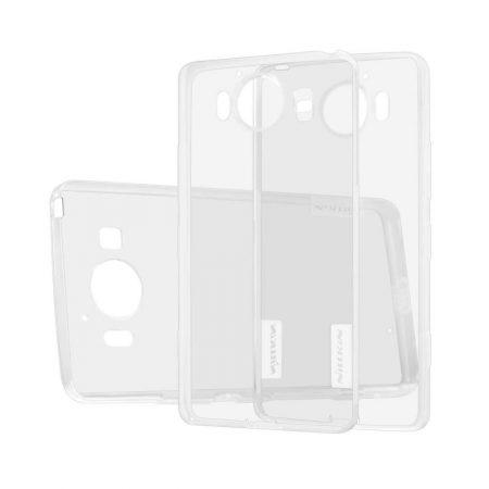 خرید قاب ژله ای نیلکین گوشی مایکروسافت Nillkin TPU Case Lumia 950