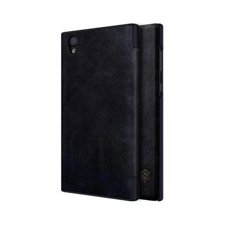 خرید کیف چرمی نیلکین گوشی موبایل سونی Nillkin Qin Sony Xperia L1