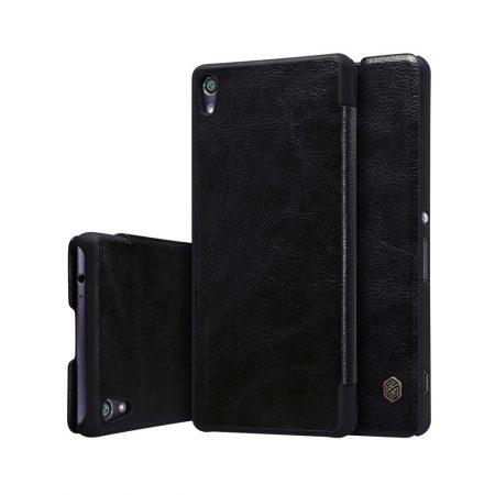 خرید کیف چرمی نیلکین گوشی موبایل سونی Nillkin Qin Sony Xperia XA Ultra