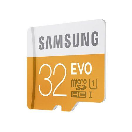 خرید کارت حافظه سامسونگ 32 گیگابایت Samsung microSDHC EVO 32GB