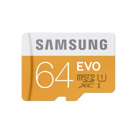 خرید کارت حافظه سامسونگ 64 گیگابایت Samsung microSDXC EVO 64GB