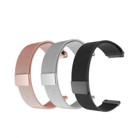 خرید بند فلزی توری ساعت سامسونگ Gear S2 Watch Milanese Band