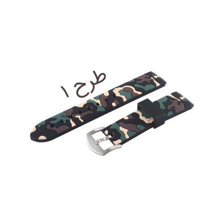 خرید بند ارتشی ساعت هوشمند سامسونگ Gear S3