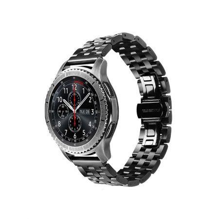 خرید بند فلزی ساعت سامسونگ Gear S3 مدل High-End Steel