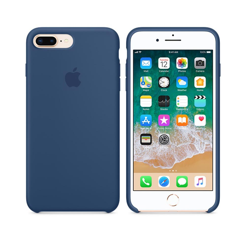 خرید قاب سیلیکونی گوشی آیفون iPhone 8 Plus / 7 Plus