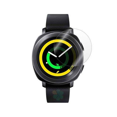 خرید محافظ صفحه شیشه ای ساعت هوشمند سامسونگ گیر اسپورت