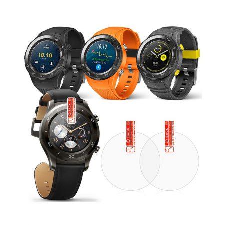 خرید محافظ صفحه گلس ساعت هوشمند هواوی واچ 2