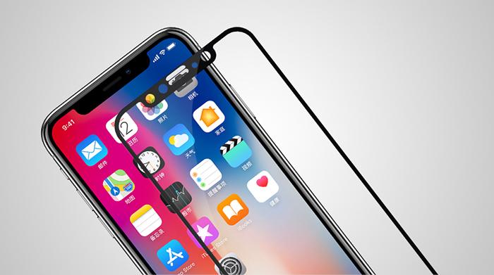 گلس گوشی موبایل iPhone X