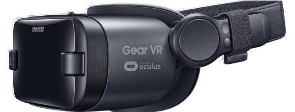 هدست واقعیت مجازی Gear VR 2107 مناسب برای گوشی Note 8