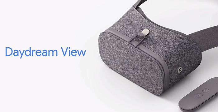 هدست واقعیت مجازی گوگل Daydream