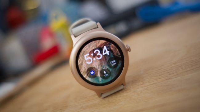 ساعت هوشمند LG Watch Style