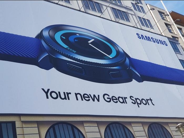 ساعت هوشمند گیر اسپورت