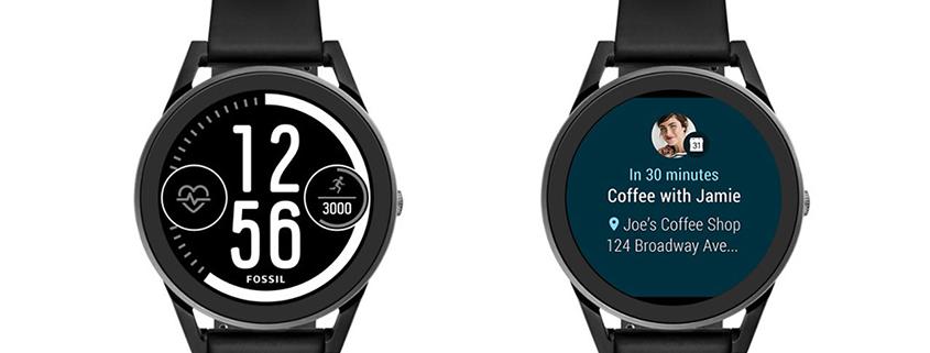 معرفی ساعت هوشمند Fossil Q Control
