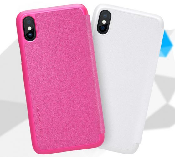 کیف گوشی موبایل آیفون X نیلکین
