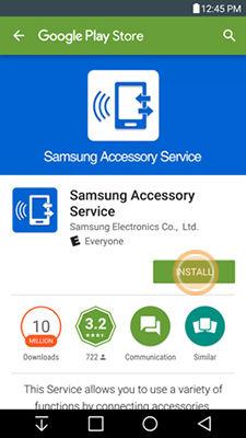 آموزش جفت سازی ساعت Gear S3 با گوشیهای اندرویدی