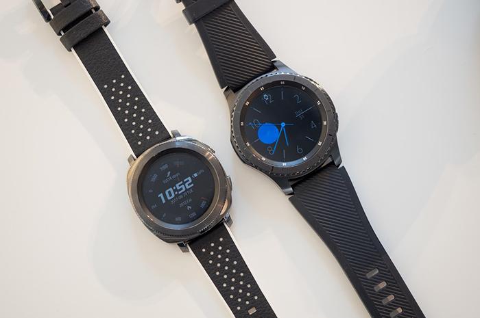 تفاوتهای ساعت گیر اسپورت و گیر S3
