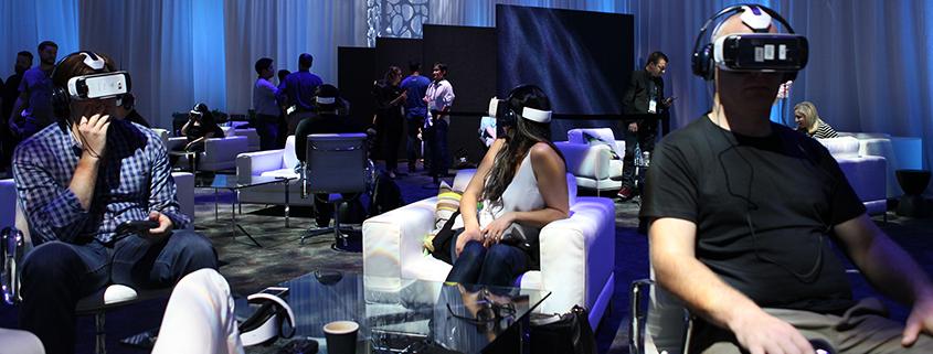 اشتراک تجربیات واقعیت مجازی با هدست سامسونگ Gear VR