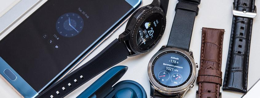 آموزش جفت سازی ساعت هوشمند سامسونگ Gear S3 با گوشی اندرویدی