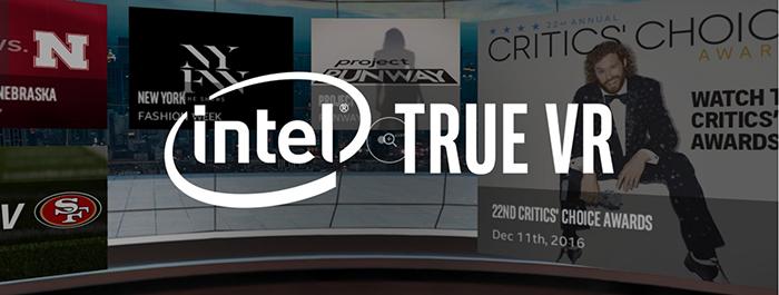 اپلیکیشن واقعیت مجازی Intel True VR