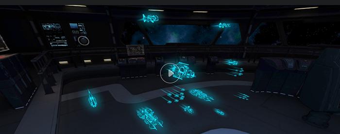 بازی وی آر برای هدست Gear VR 2017