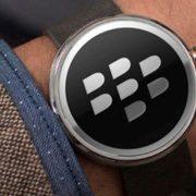 اخبار و مشخصات ساعت هوشمند بلک بری