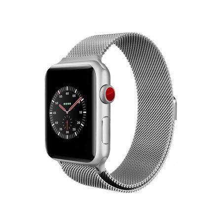 خرید بند حصیری ساعت هوشمند اپل واچ 42 میلی متری
