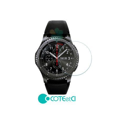 قیمت خرید محافظ صفحه گلس ساعت هوشمند سامسونگ Gear S3 مدل Coteetci