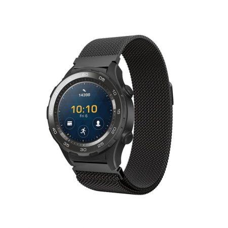 خرید بند فلزی حصیری ساعت هوشمند هواوی واچ 2