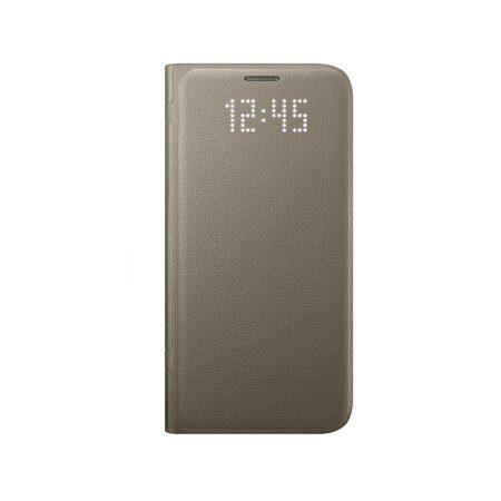 خرید کیف هوشمند موبایل سامسونگ Galaxy S7 مدل LED View