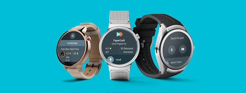 ساعت هوشمند اندروید 8.0