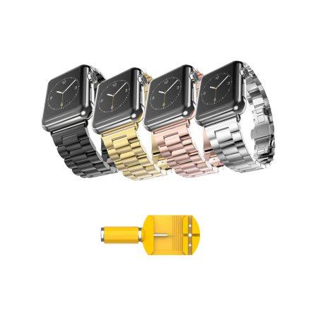 قیمت خرید بند فلزی اپل واچ 42 میلی متری مدل 3Pointers