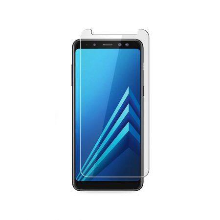 خرید محافظ صفحه گلس گوشی موبایل سامسونگ Galaxy A8 Plus 2018