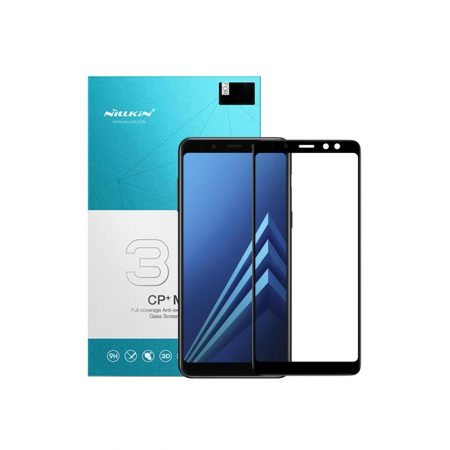 خرید گلس 3D نیلکین گوشی سامسونگ Nillkin CP+ 3D Galaxy A8 Plus 2018