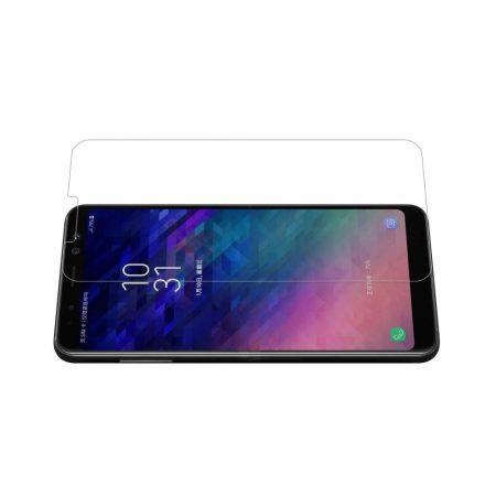خرید گلس نیلکین گوشی سامسونگ Nillkin H Samsung Galaxy A8 2018