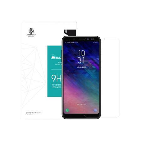خرید گلس نیلکین گوشی موبایل سامسونگ Nillkin H Galaxy A8 Plus 2018