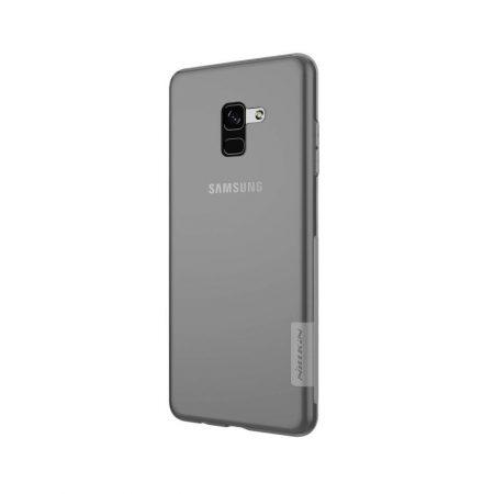 خرید قاب ژله ای نیلکین گوشی Nillkin TPU Case samsung A8 Plus 2018