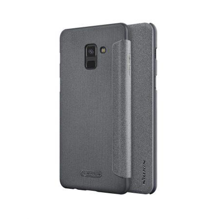 خرید کیف نیلکین گوشی موبایل سامسونگ Nillkin Sparkle Galaxy A8 2018خرید کیف نیلکین گوشی موبایل سامسونگ Nillkin Sparkle Galaxy A8 2018