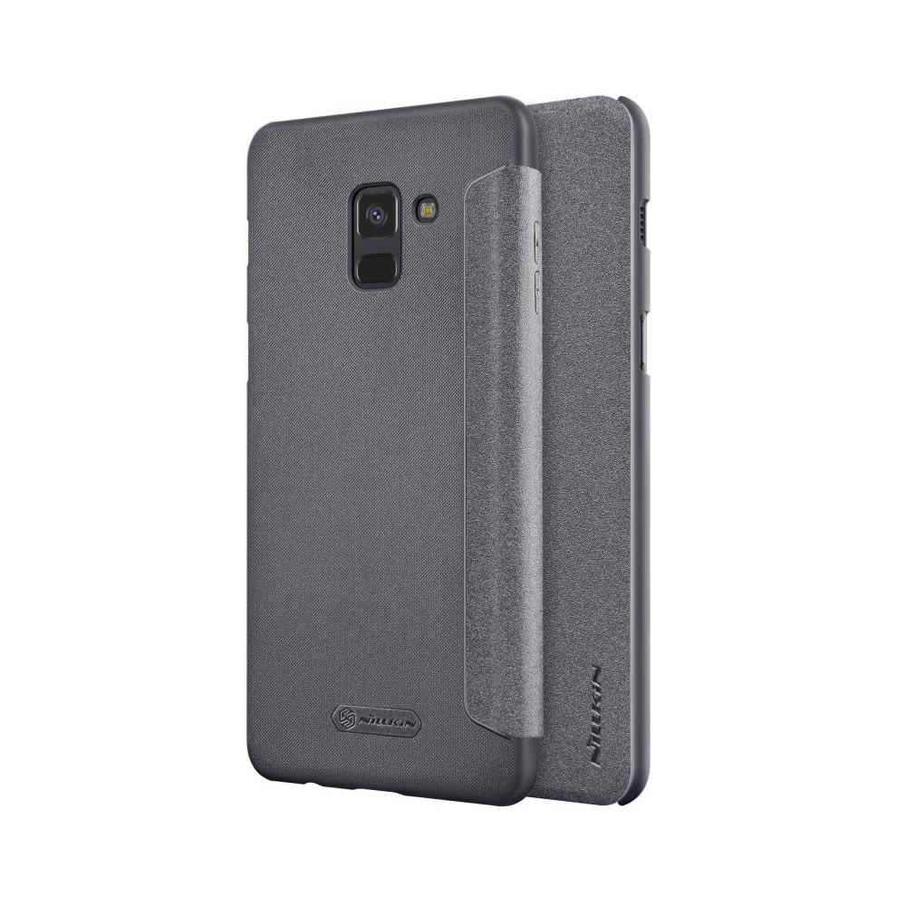 خرید کیف نیلکین گوشی سامسونگ Nillkin Sparkle Galaxy A8 Plus 2018