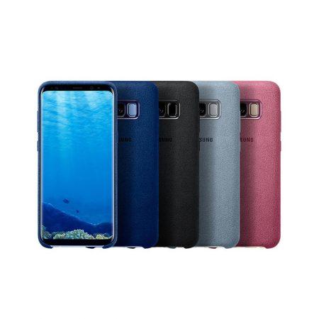 خرید کاور آلکانترا سامسونگ گوشی Galaxy S8 Plus