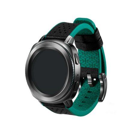قیمت خرید بند اصلی ساعت سامسونگ گیر اسپرت Gear Sport Hybrid Green