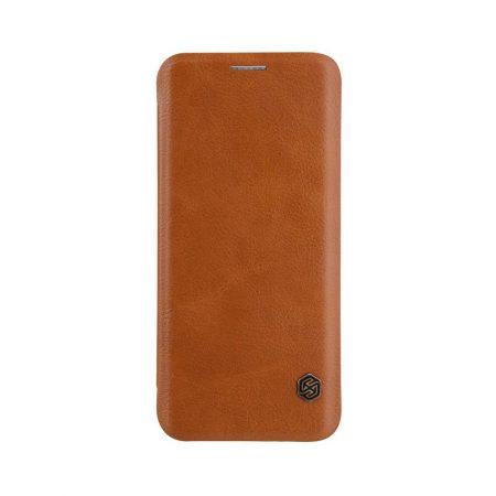 قیمت خرید کیف چرمی نیلکین گوشی موبایل Nillkin Qin Samsung Galaxy S9 Plus