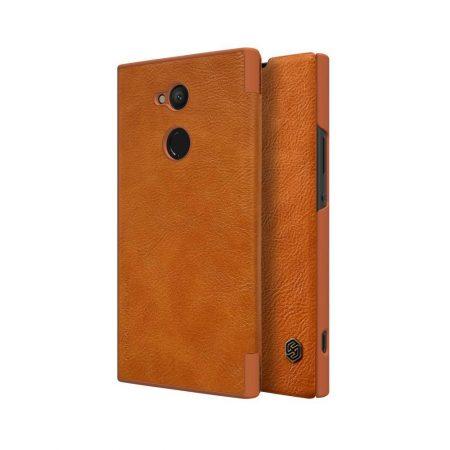 قیمت کیف چرمی نیلکین گوشی سونی Nillkin Qin Sony Xperia XA2 Ultra