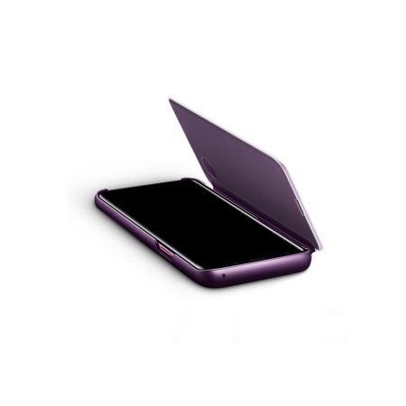 قیمت خرید کیف هوشمند گوشی سامسونگ Galaxy S9 Plus Clear View