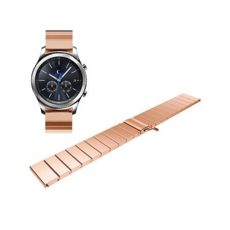 بند استیل ساعت هوشمند سامسونگ Gear S3