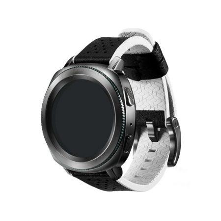 قیمت خرید بند اصلی ساعت سامسونگ گیر اسپرت Gear Sport Hybrid White