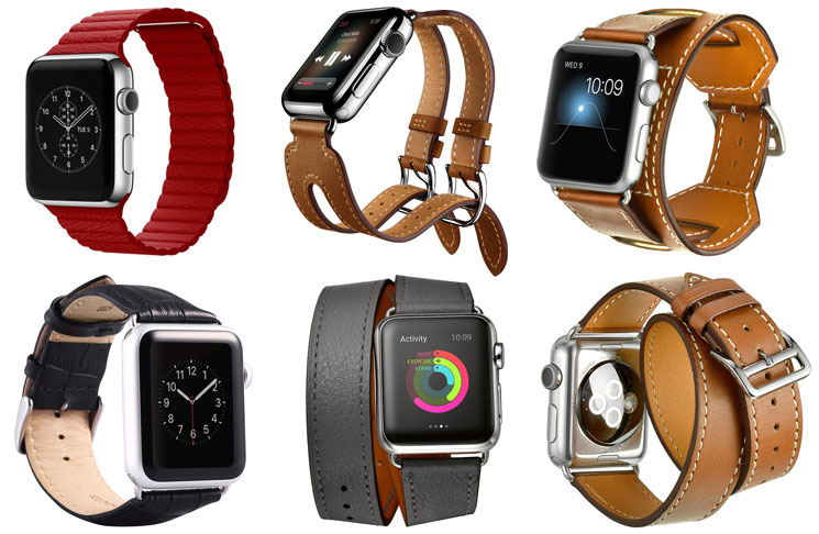 راهنمای خرید بند چرمی اپل واچ - Apple Watch