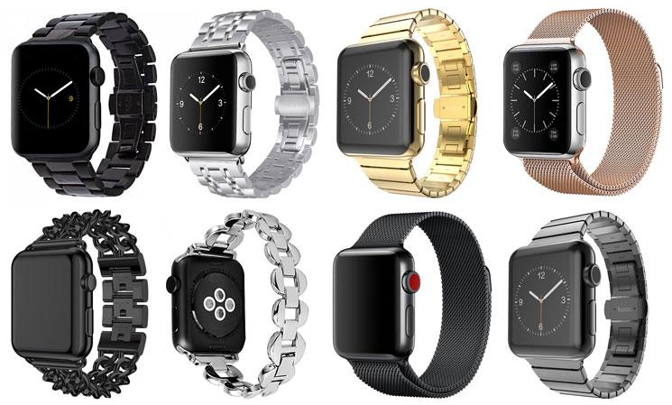 راهنمای خرید بند فلزی اپل واچ - Apple Watch